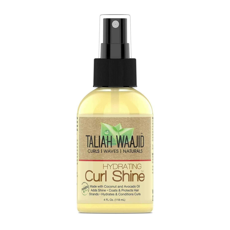 Taliaj Waajid Hydrating Curl Shine 4oz: $7.99