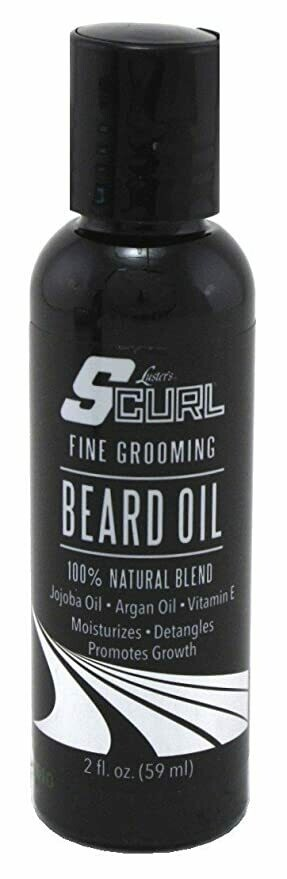 S.Curl Beard Oil $6.99
