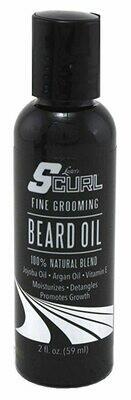 S.Curl Beard Oil $6.99