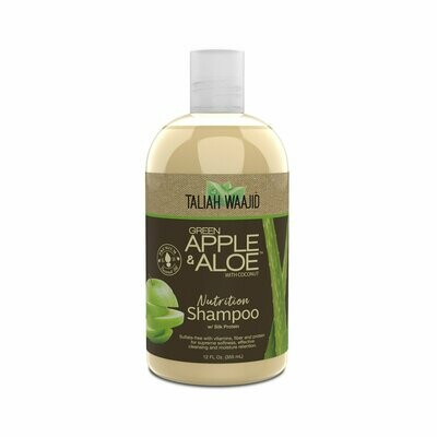 Taliah Waajid Green Apple & Aloe Nutrition Shampoo: $11.99