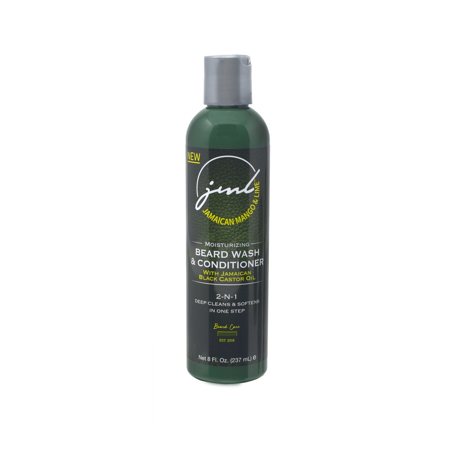 Jamaican Mango & Lime Beard Wash & Conditioner 8oz: $10.99