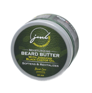 JML Jamaican Mango & Lime Beard Butter with Jamaican Black Castor Oil Softens & Renewal:$10.l99