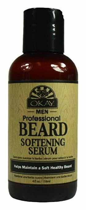 OKAY Beard softening serum $9.99