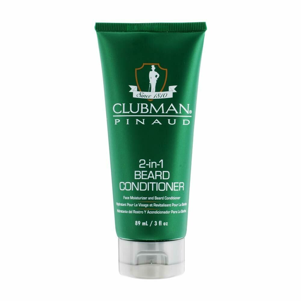 Clubman Pinaud 2-in-1 beard conditioner 3floz:$8.89