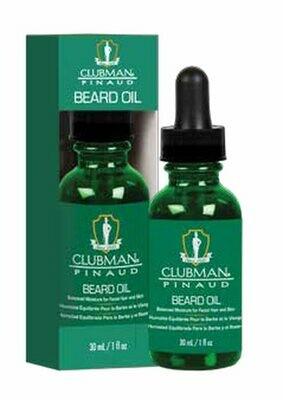 Clubman beard oil 1 ounce