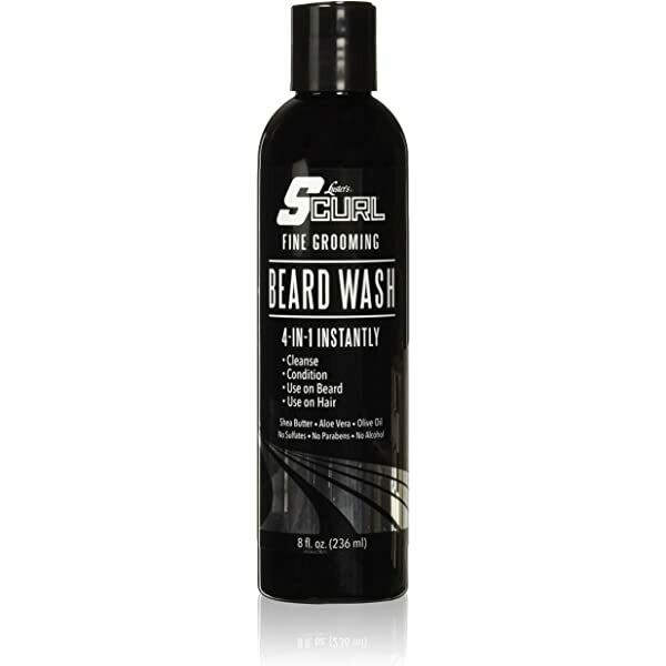 S Curl Beard Wash 8 fluid ounces $6.99