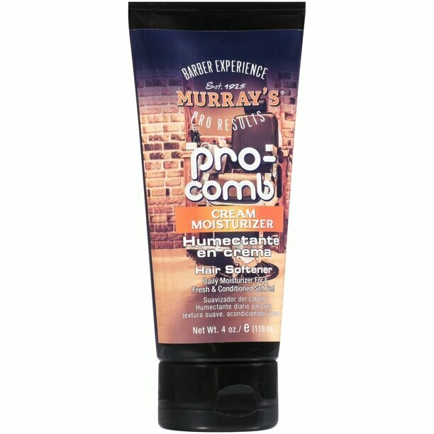 Murray's Pro-Comb Cream Moisturizer Hair Softener 4 oz. $6.99