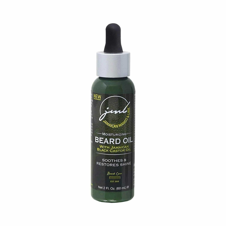 JML 29081 JML Jamaican Mango & Lime Beard Oil with Jamaican Black Castor Oil soothes & Restores Shine 2 fl oz:$10.99