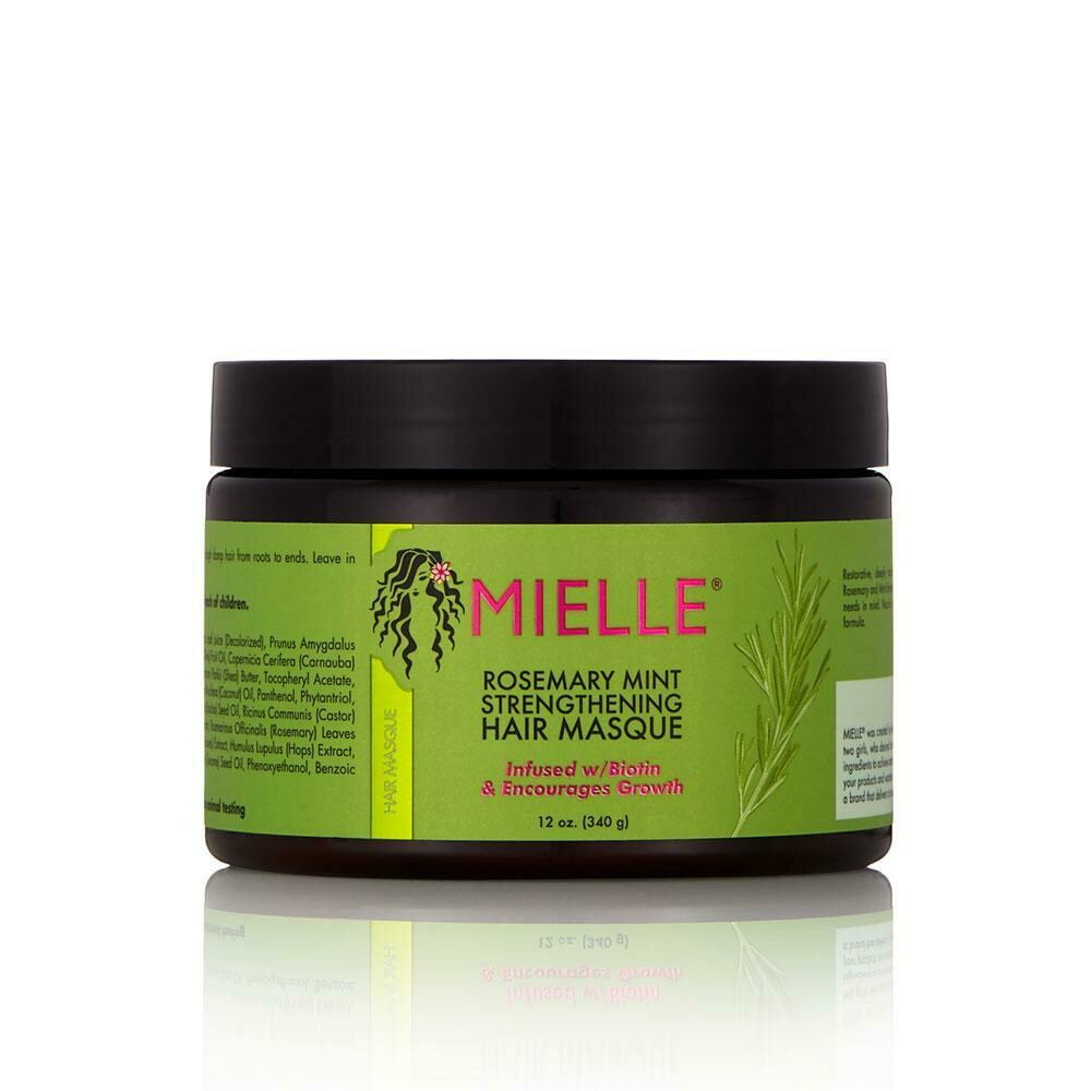 MIELLE ROSEMARY MINT STRENGTHING HAIR MASQUE $11.99