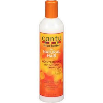 Cantu Shea Butter Moisturizing Curl Activator Cream 12 fl oz: $7.99