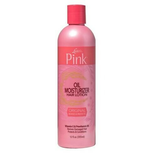 Luster's Pink Oil Moisturizer 8 fluid ounces $5.39