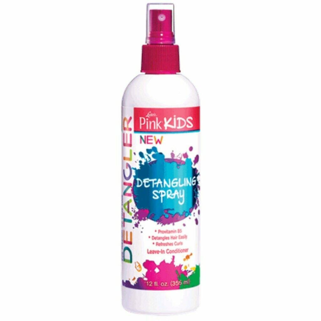 Luster's Pink Kids Detangling Spray 12 fl oz: $6.99