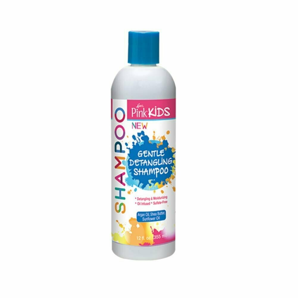 Luster's Pink Kids Gentle Detangling Shampoo $6.99