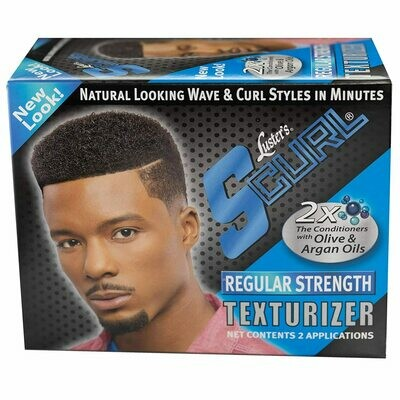 Luster's S-Curl Texturizer Regular Strength 2 Application Kit: $8.99