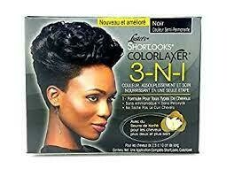 Luster's Shortlooks Colorlaxer 3N1 $8.99