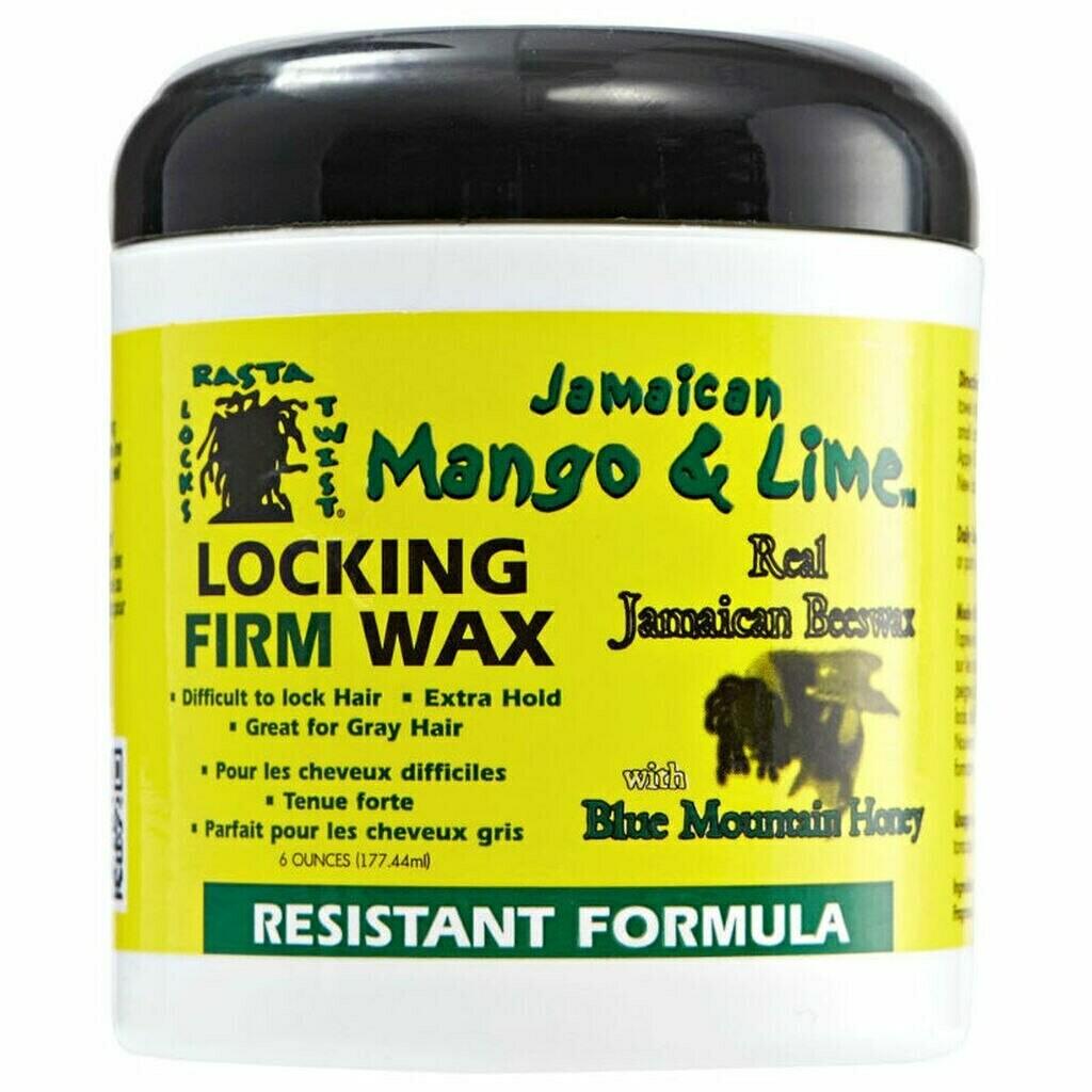 Jamacian Mango & Lime Locking Firm Wax Resistant Formula 16fl oz: $7.99