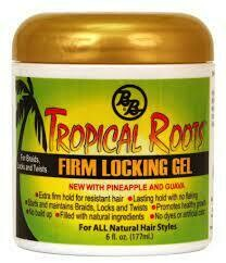 Bronner Brothers Tropical Roots Locking Gel 6fl oz:$4.99