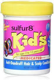 Sulfur 8 Kids medicated $6.99