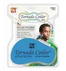 09966 9941 9947 BT Mini Tornado Coiler Hair Brush Sponge 8mm Hole $7.99