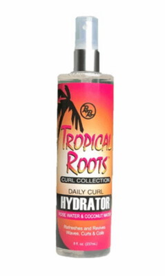 #00352 Bronner Brothers Tropical Roots Daily Curl Hydrator 8 oz: $8.29