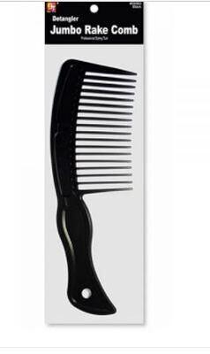 09360 BT Detangler Jumbo Rake Comb: $2.99