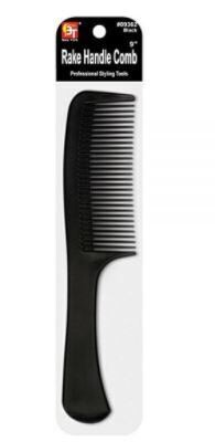 09362  BT Rake Handle Comb:$2.99