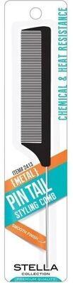 2413 GLI Glitter Pin Tail Comb: $2.29