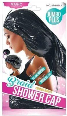 #2284 Magic Collection Jumbo Plus Braid Shower Cap: $4.99