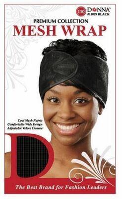 11029 Donna Mesh Wrap Black: $3.99