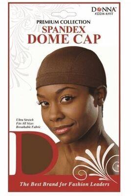 22216| Donna Spandex Dome Wig Cap: $3.99