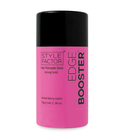 Style Factor Edge Booster Hair Pomade Stick strong hold 2.36 oz: $10.99