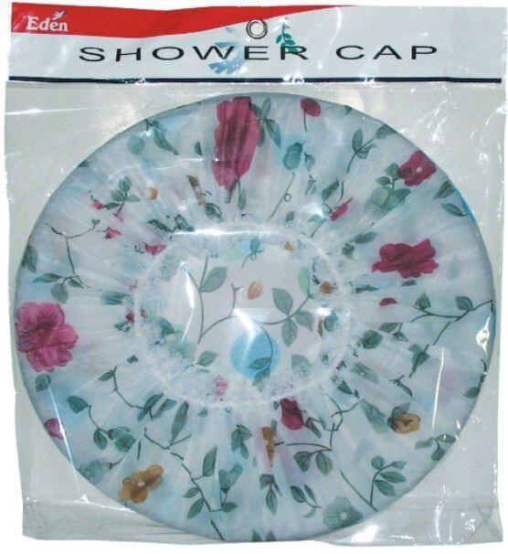 1771 | EDEN Shower Cap three(3) pack: $1.99