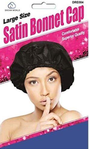 Dream World Satin Bonnet Cap $1.99