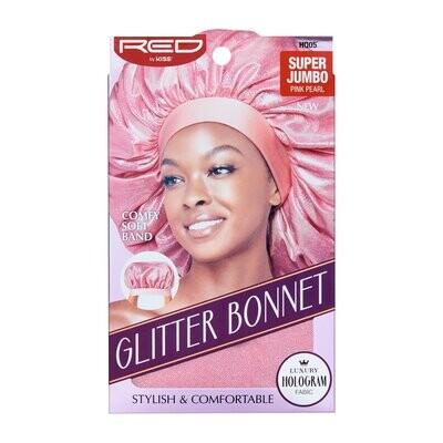 Red by Kiss Glitter Bonnet Super Jumbo:$7.99