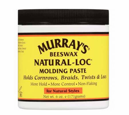 Murray's Beeswax Natural Loc Molding Paste 6 oz $5.99