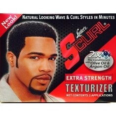 Luster's S. Curl Extra Strength Texturizer 2 Applications : $8.99