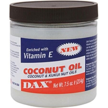 DAX Coconut Oil 7.5 oz: $9.99