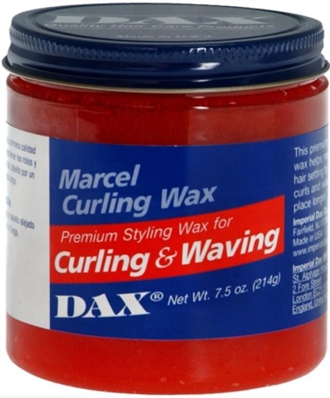 DAX Curling & Waving Wax 7.5oz: $3.99