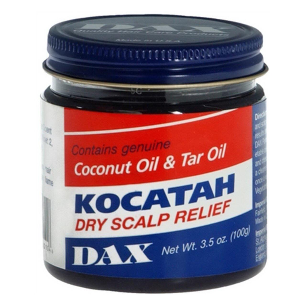 DAX KOCATAH Dry Scalp relief 3.5 fl oz:  $2.99