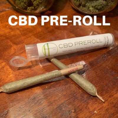 GREEN BOAX CBD PRE-ROLL
