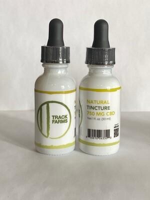 Tincture Oil - Natural Flavor
