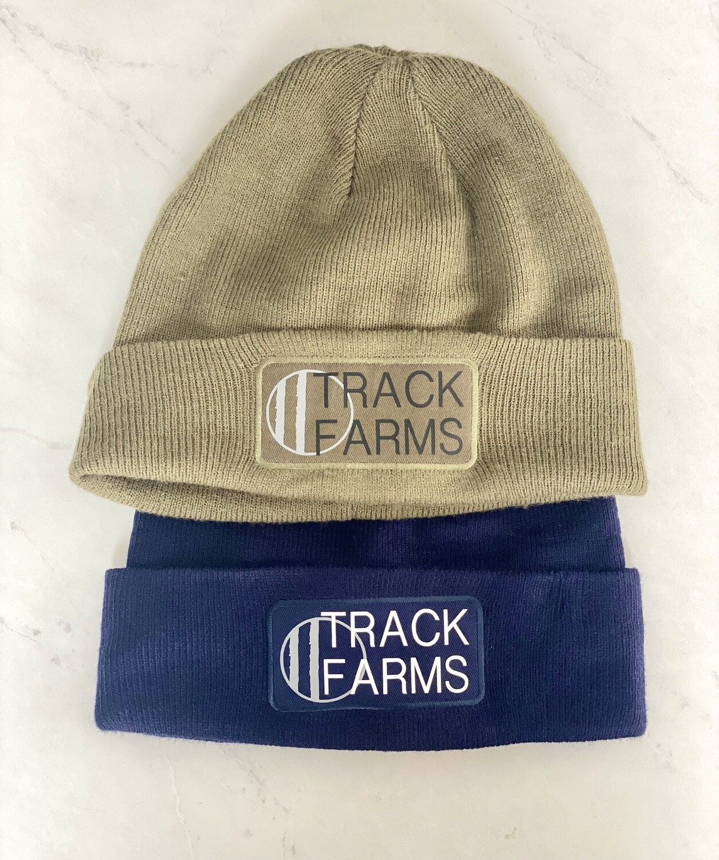 Track Farms Winter Beanie