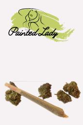 CBD Pre-Roll — Painted Lady