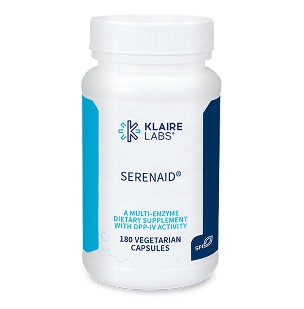 SERENAID®, Klaire Labs ,180 VEGETARIAN CAPSULES