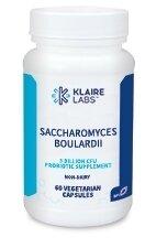 SACCHAROMYCES BOULARDII , Klaire Labs,320 mg,60 vegetarian capsules