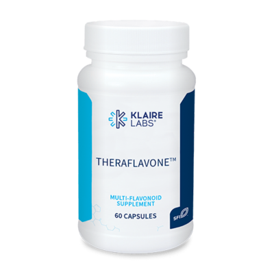 THERAFLAVONE 500 mg 60 CAPSULES Klaire Labs