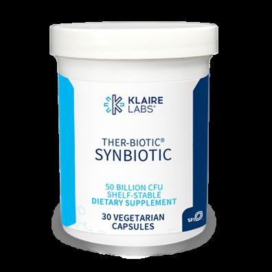THER-BIOTIC SYNBIOTIC 30 CAPSULES Klaire Labs