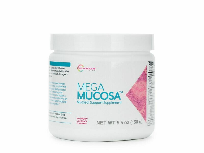 MegaMucosa 150 g ,Microbiome Labs