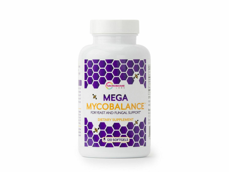 MegaMycoBalance ,Microbiome Labs 120 softgels