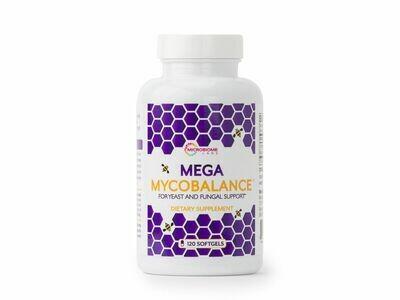 MegaMycoBalance  120 softgels Microbiome Labs
